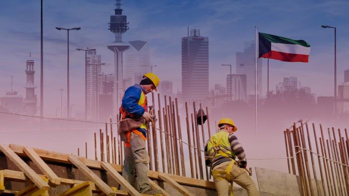 العمالة الوافدة وخطة تكويت سوق العمل