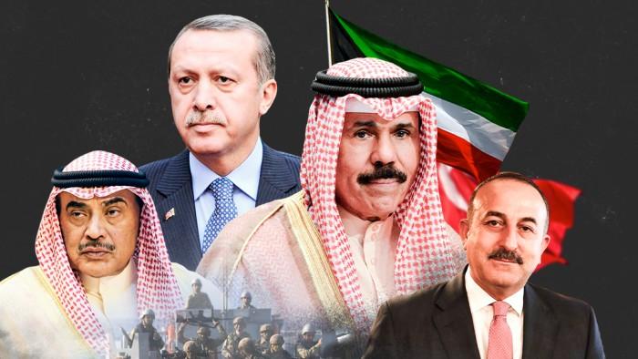 العلاقات الكويتية التركية: نحو توازن استراتيجي للمنطقة