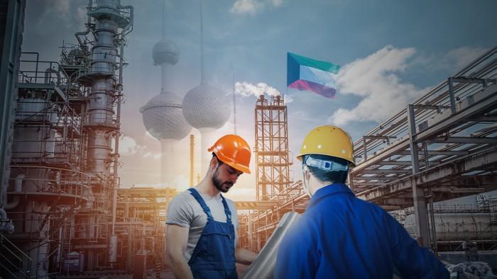 التنمية الصناعية بالكويت: الفرص والتحديات